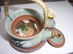 松茸の土瓶蒸し 001